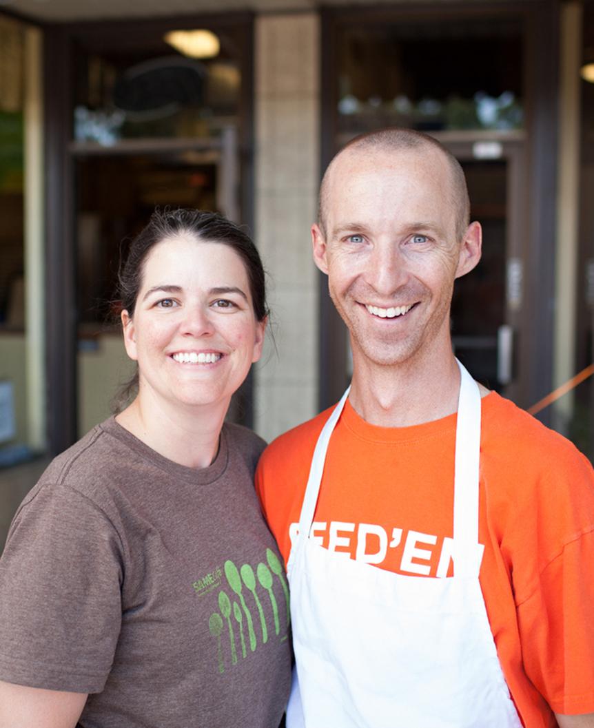 Brad & Libby Birky - 2011