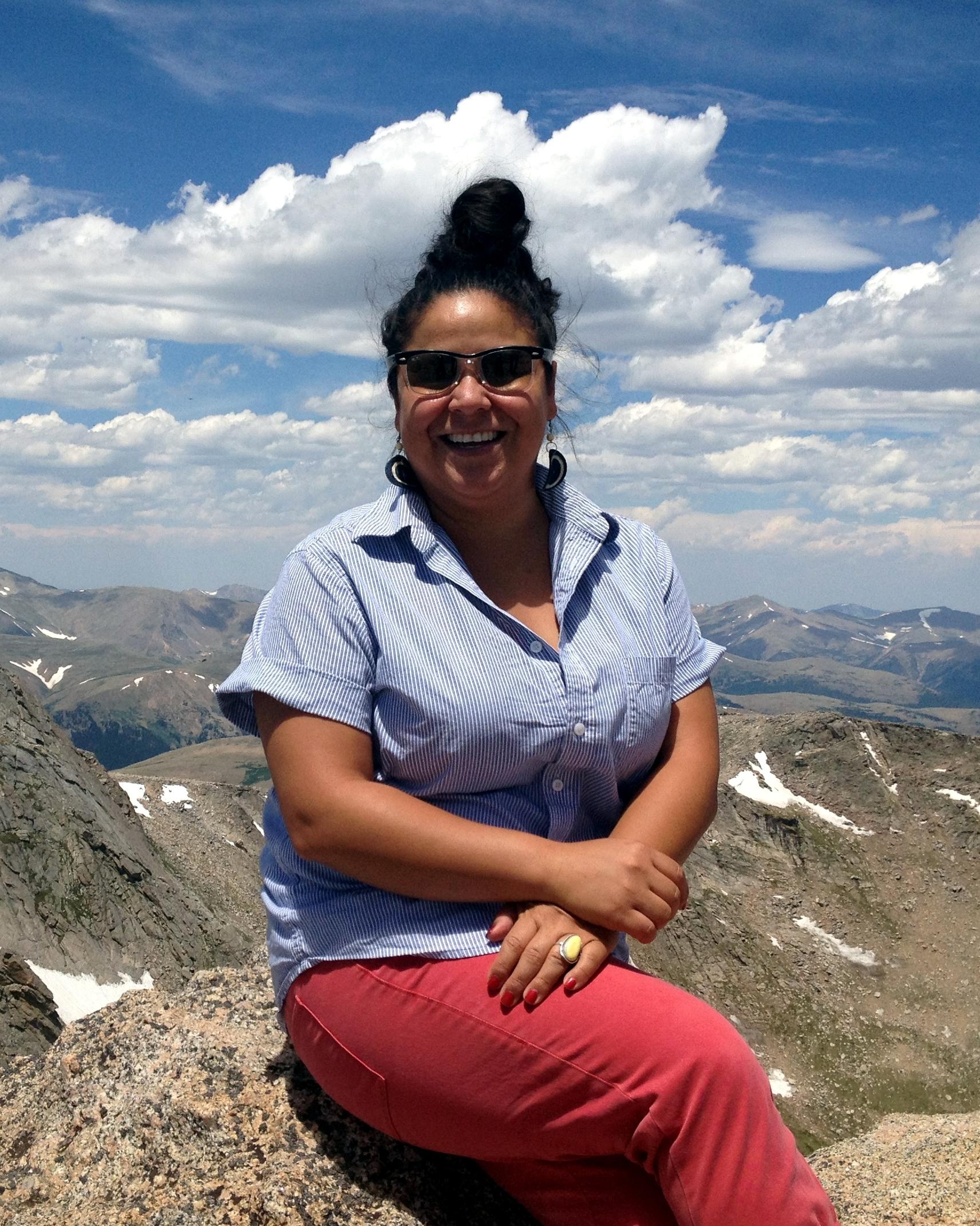 Yvonne Garcia-Bardwell - 2012