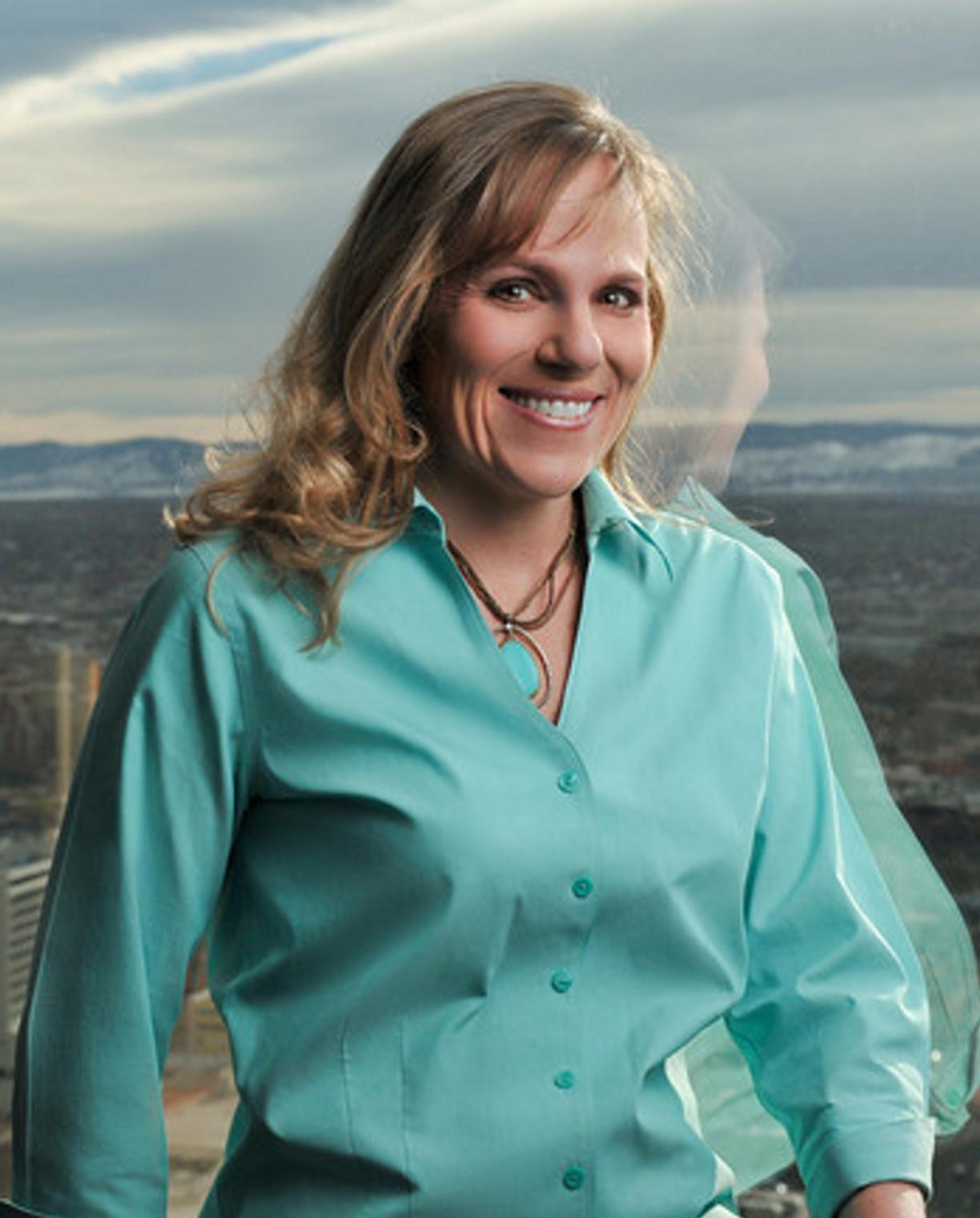 Sally Spencer-Thomas - 2012