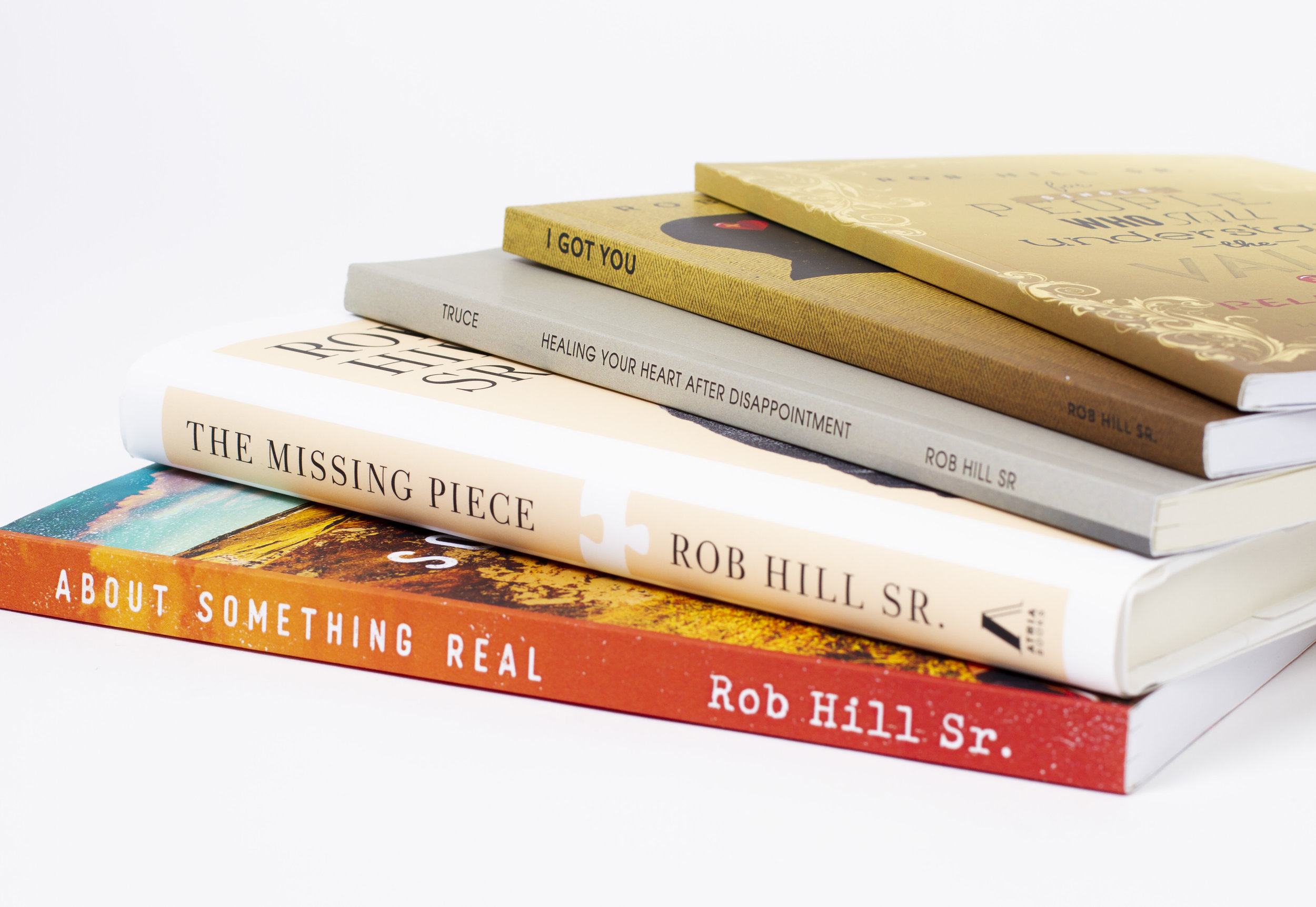 New Book Bundle Available Now! - Click here to visit the Rob Hill Sr. Shop