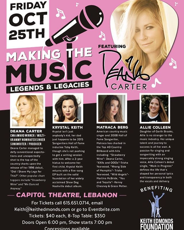 Excited to be part of this show! Get your tickets now!