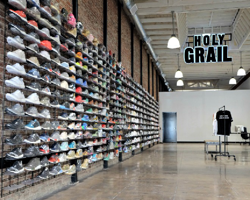 Navenu SHOP: Top 5 Sneaker Spots in Los