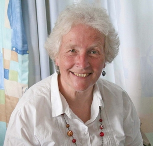 Prof Emerita Mary Marshall