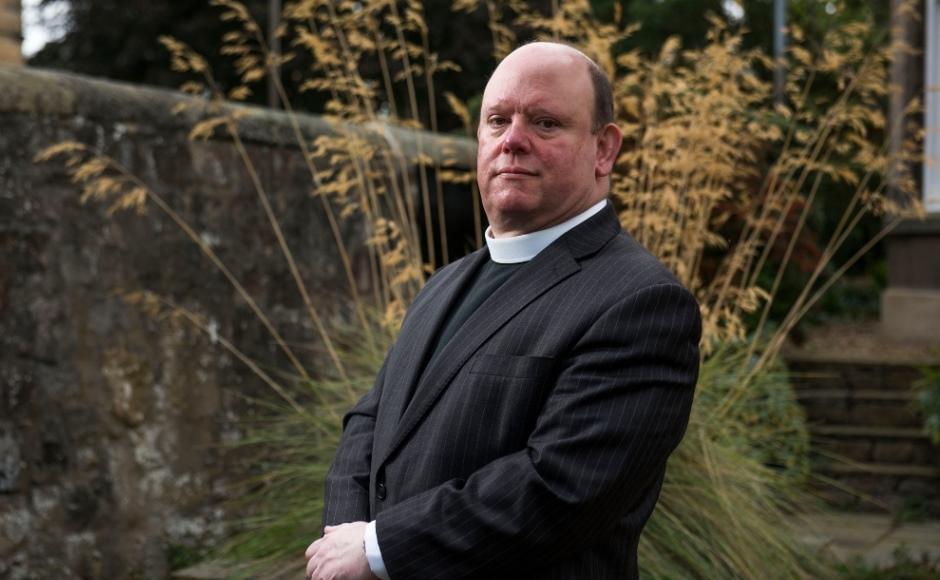 Very Rev Derek Browning, Church of Scotland