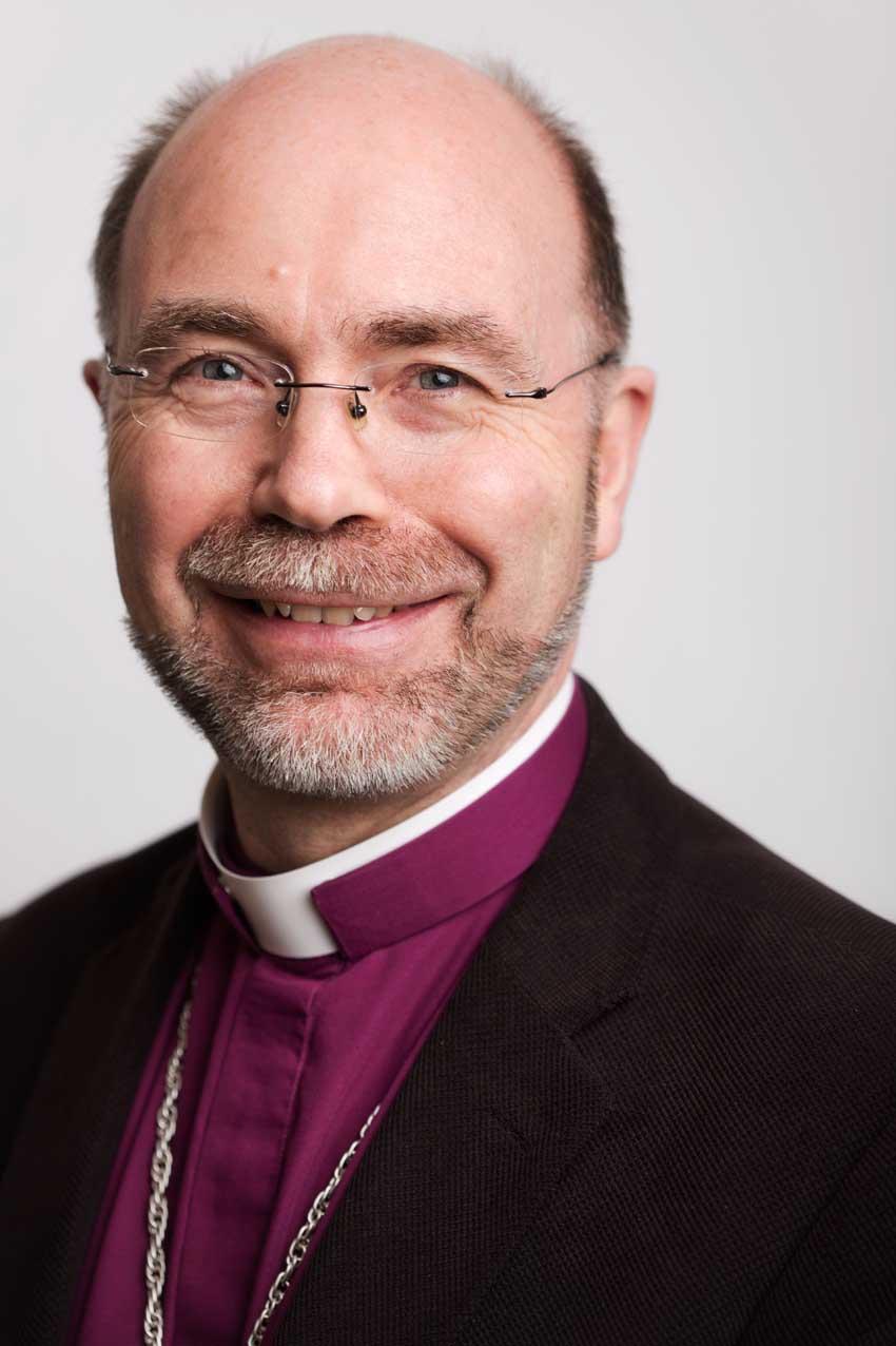 Rt Revd Dr John Armes, Bishop of Edinburgh