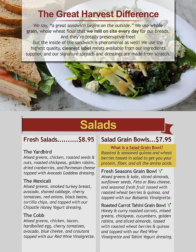 Great Harvest Menu - 5 - Salads.png