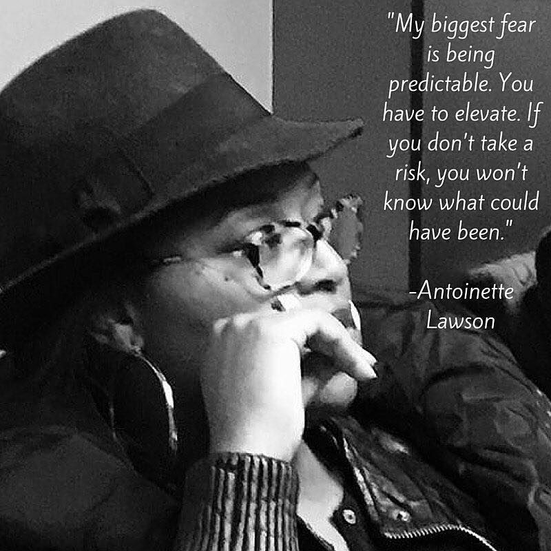 antoinette lawson Women With Voices change empowerment hope