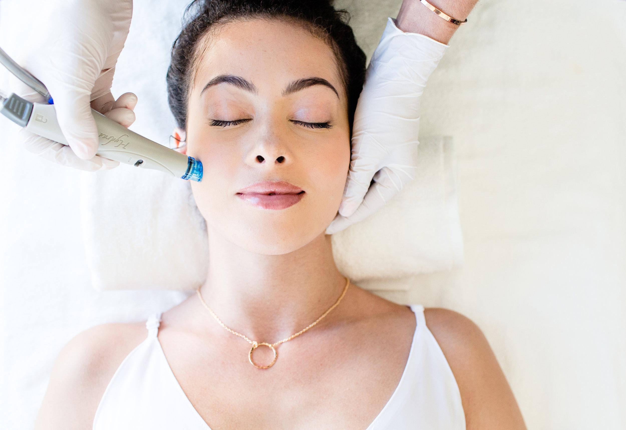 Hydrafacial Treatments -