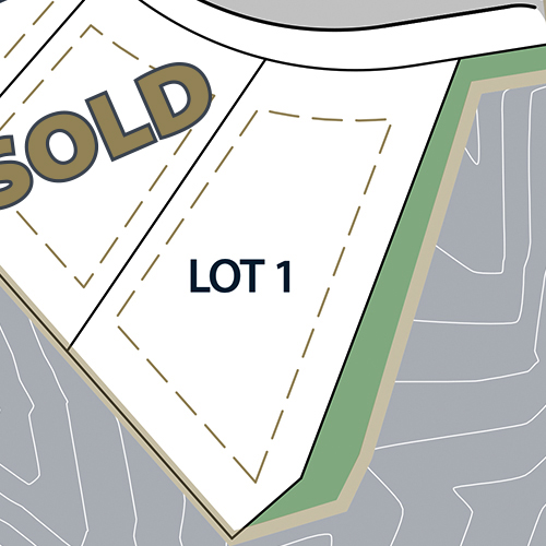 Lot #1  Large lot: 0.116ha  Backs onto Streamside Protection and Enhancement Area    Retail: $489,900