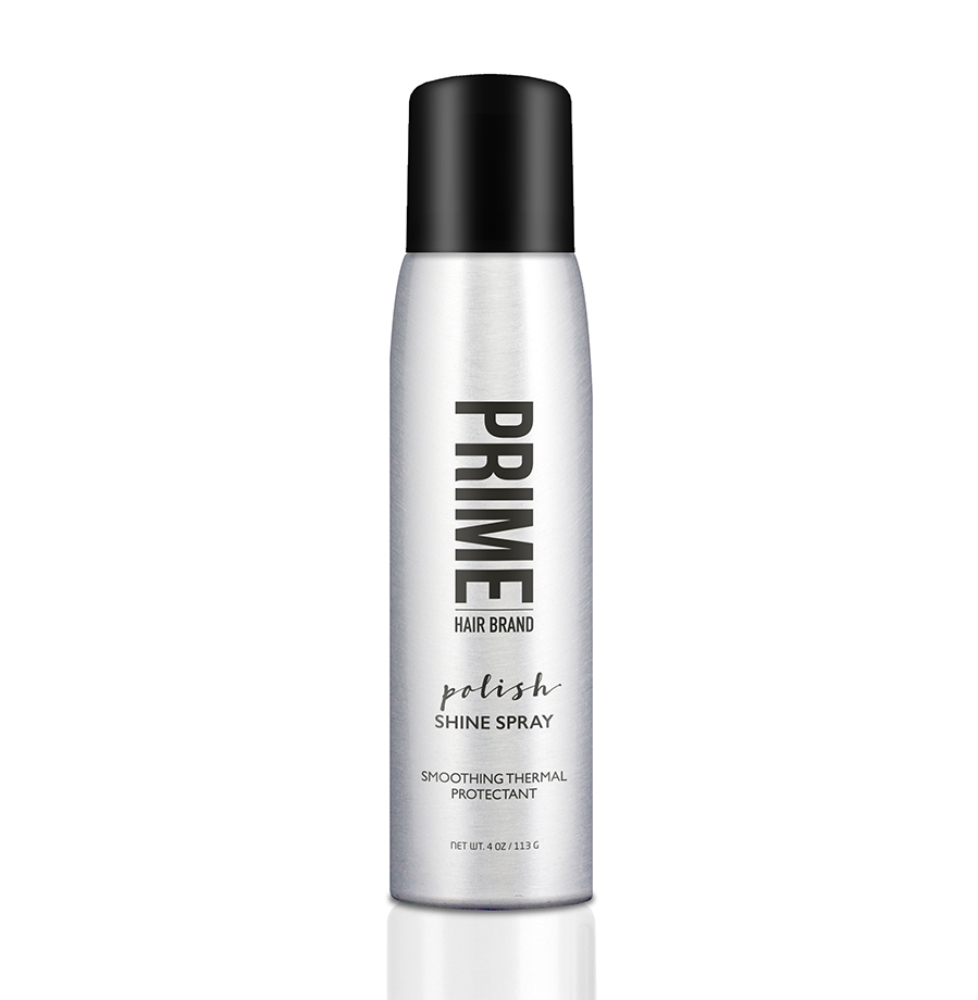 Polish - Workable finishing products that give you control and offer different levels of hold based on your needs. Safe for coloured and chemically-treated hair.