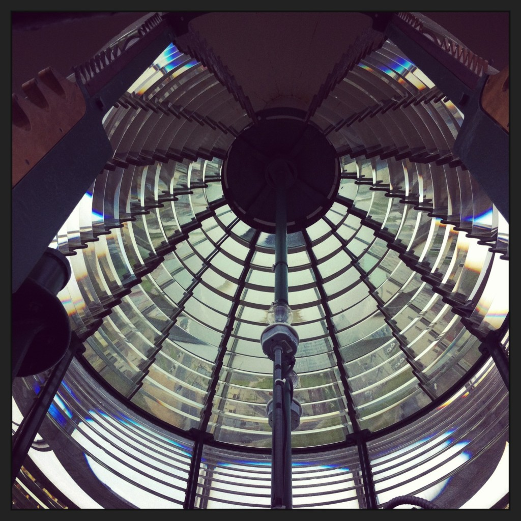 Lens of the Absecon Light