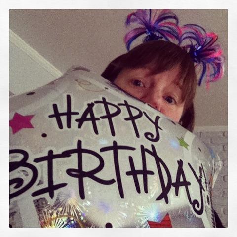 My 40th Birthday