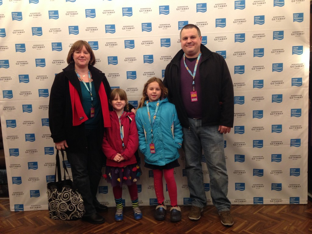 Family Day on Norwegian Getaway