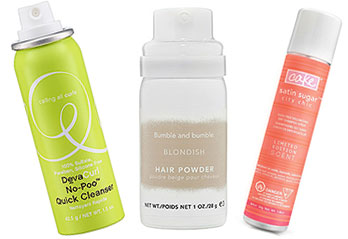 Ok  this blog  makes the case for dry shampoo.
