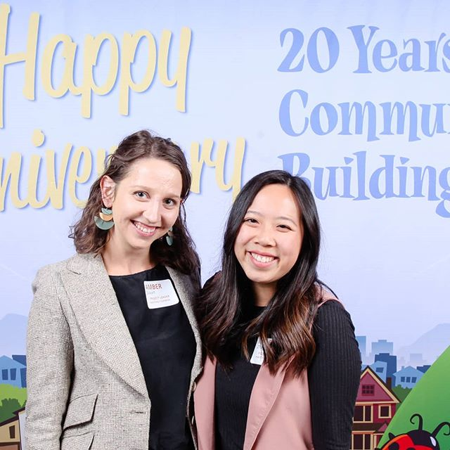 Back in May, we had the opportunity to celebrate the 20th Anniversary of @vancouverfdn 's Neighborhood Small Grants Program at the NSG Day of Learning. We were honoured to share a few stories from our programs and learn about other awesome NSG projects happening across BC! #happy20nsg 📷: @odearrr//@vancouverfdn