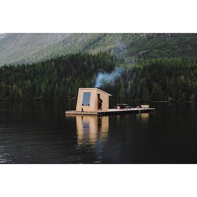 #SevenDayWeekend Cabin Escape photo otw: @bennnnnnnngie Location: @nimmobayresort #postmarkbrewing #cabins #cabinlife #travel #explore