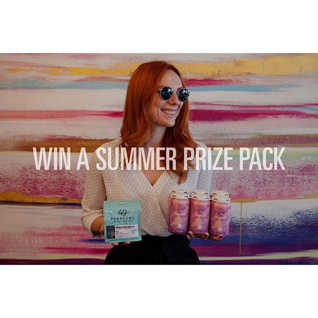 💥WIN A SUMMER PRIZE PACK💥 from @baileynelsonca @49th & @postmarkbrewing . To celebrate the warm weather approaching, we wanted to hook you and your best friend up with some summer essentials. We're giving away 6 summer prize packs, including one pair of sunglasses from @baileynelsonca, a bag of specialty coffee from @49th, and a 6-pack of your choice from Postmark! . TO ENTER  Follow @postmarkbrewing, @baileynelsonca & @49th Tag your bestie! . Winner Selected next week. Must be 19+ and reside in Canada to enter. Have Fun!! . #postmarkbrewing #postmarkfriends #49thparallel #baileynelson #summertime #contest #dailyhive