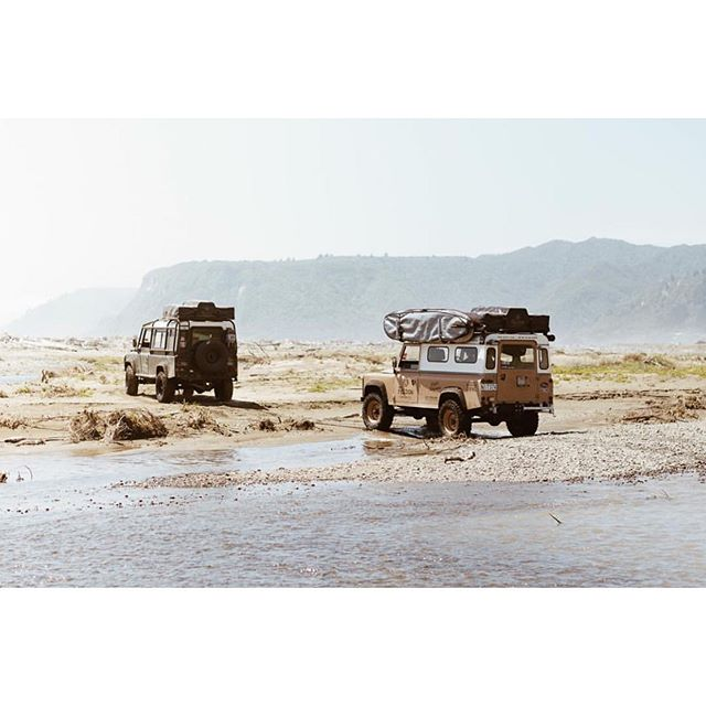 #SevenDayWeekend Adventure Mobile photo otw: @emmaorchard Location: New Zealand #postmarkbrewing #adventuremobile #travel #landrover #overland