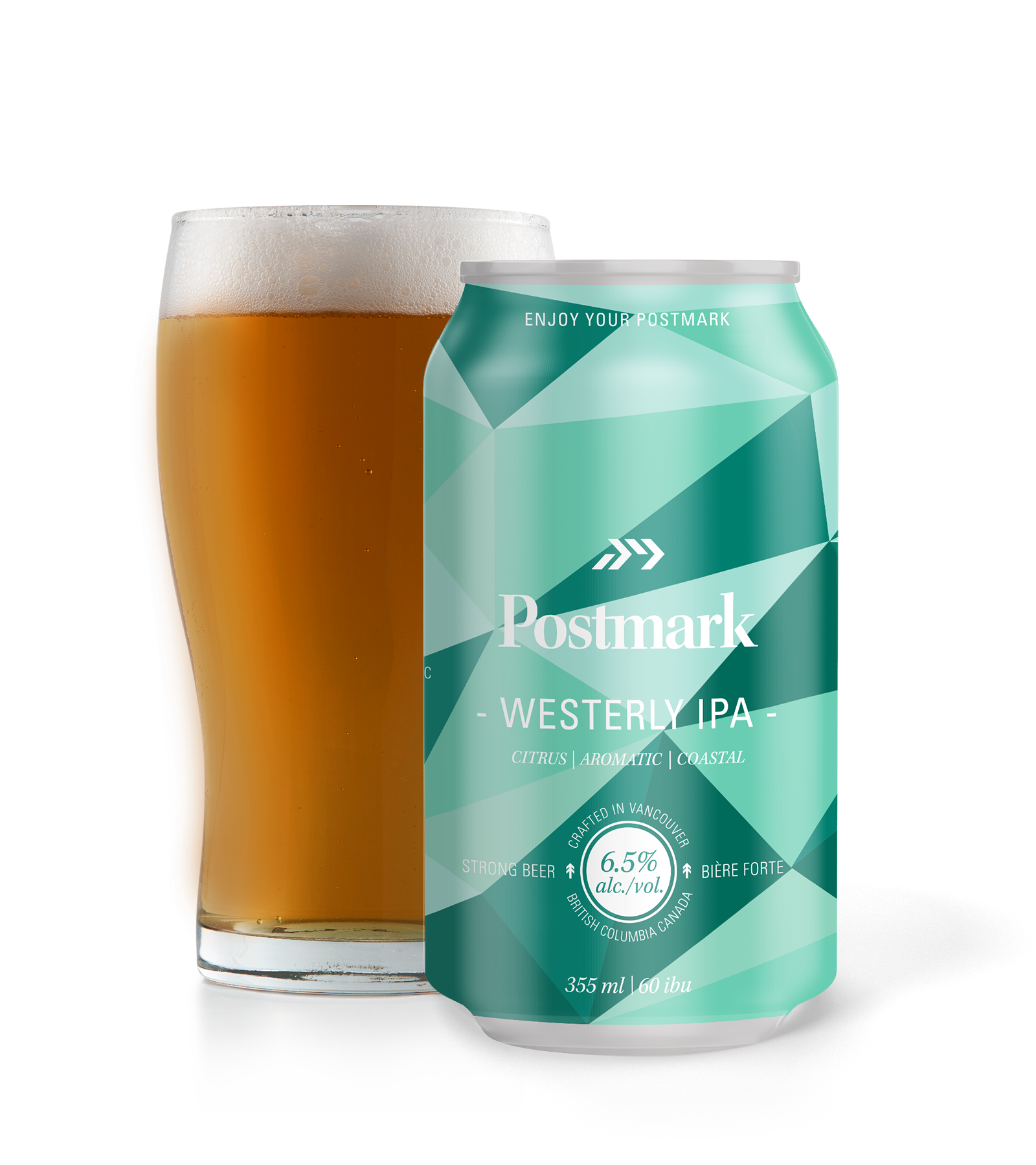 Postmark Brewing-Pint + Can-Westerly IPA.png