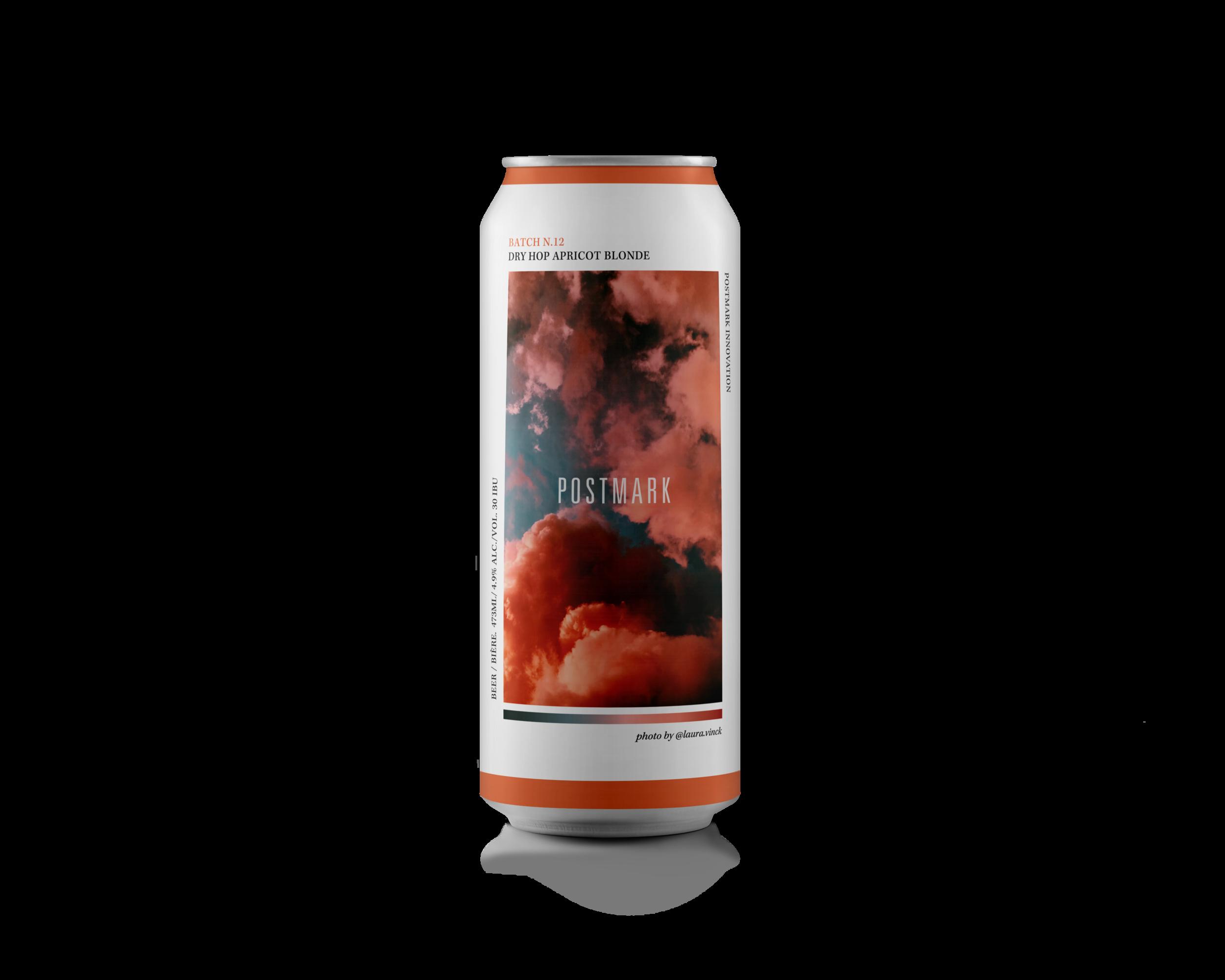 Dry Hop Apricot Blonde - 4.9 ABV / 20 IBU