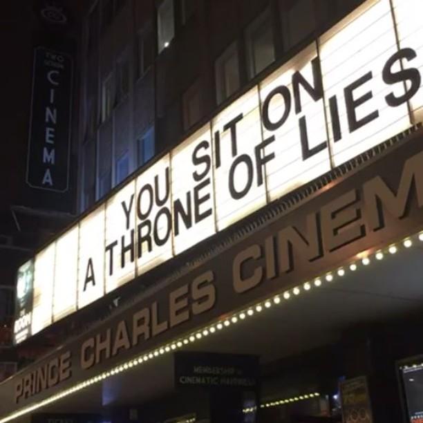 Our #supernovember tour part 1 / @princecharlescinema @glasgowfilmfest @filmhousecinema @edencourttheatrecinema  #supportindiefilm #nobudgetfilmmaking #cinematour #scottishfilm