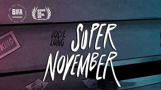 Super November is now available to pre-order on Vimeo! So if you want to delve into a parallel universe where an extreme right wing government takes over by stealth.. .. I PROMISE we did not set out to make a documentary!  https://vimeo.com/ondemand/supernovember