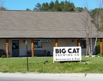 Big Cat Brewery - Beer is food. (231) 228-2282
