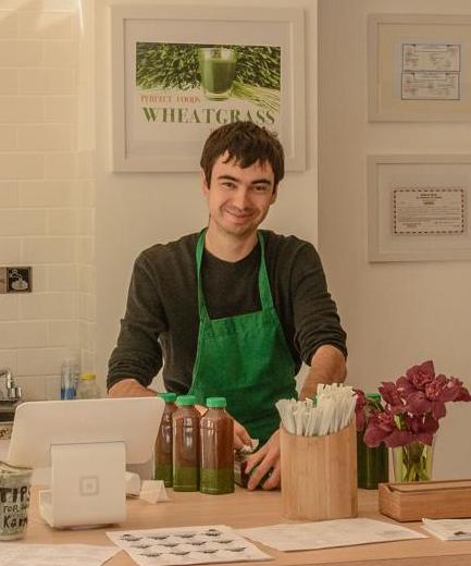 Eugene Onishkevich, Owner/Founder - Green Point Juicery