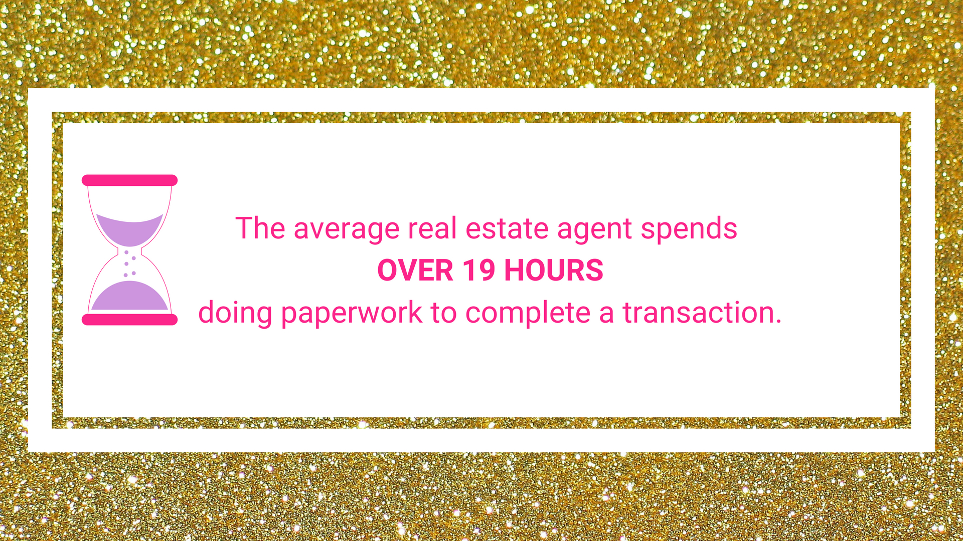 CeCe Hampton's transaction coordinator serrvices save real estate agents an average of 19 hours of paperwork per transaction.