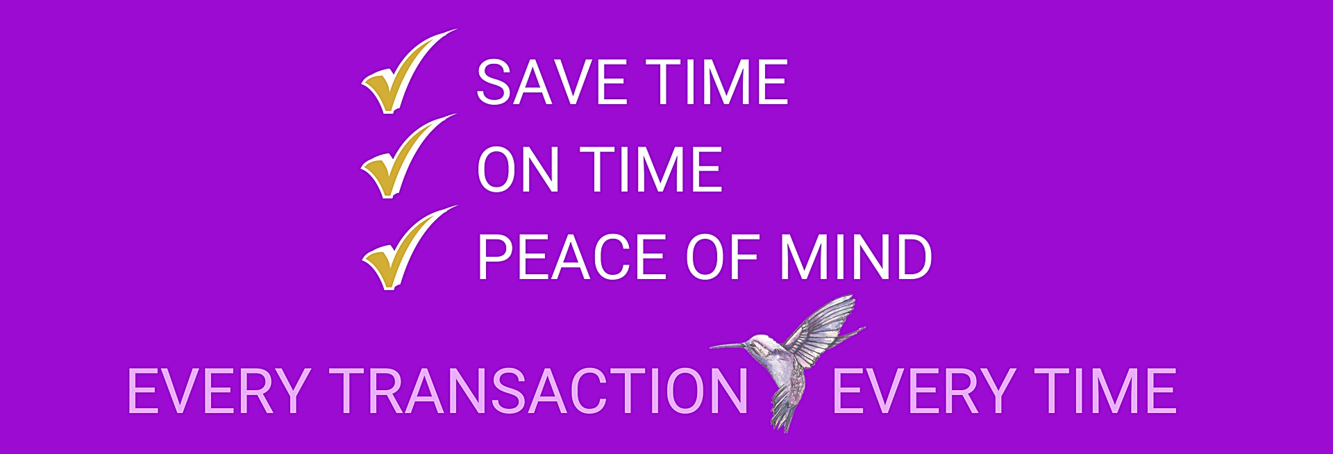 CeCe Hampton Enterprises in Fort Mill, SC, saves time, on time, peace of mind for every real estate transaction, every time.