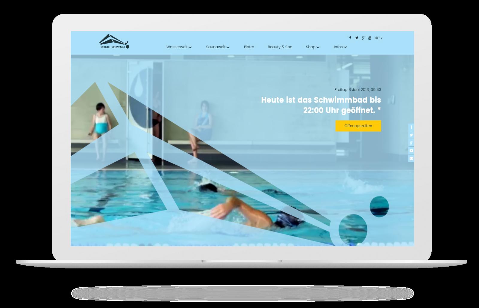 Découvrez le nouveau site Syrdall Schwemm