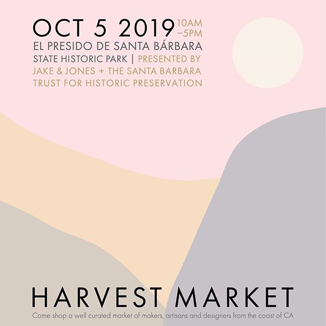 Excited to be a part of the Harvest Market this year. A great way to stock up on early XMas gifts and support local artisans!