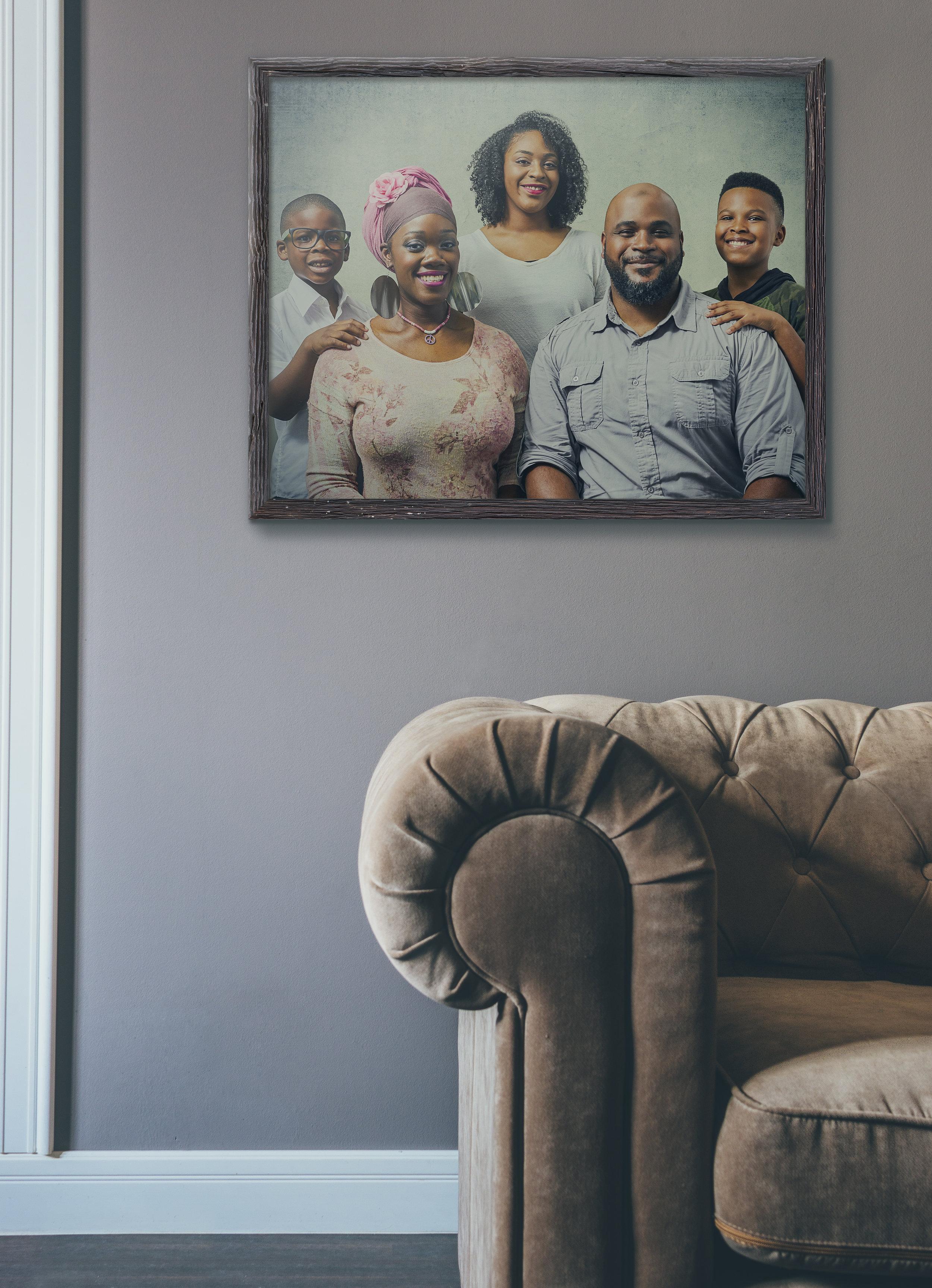 Houston Area Family Portraits