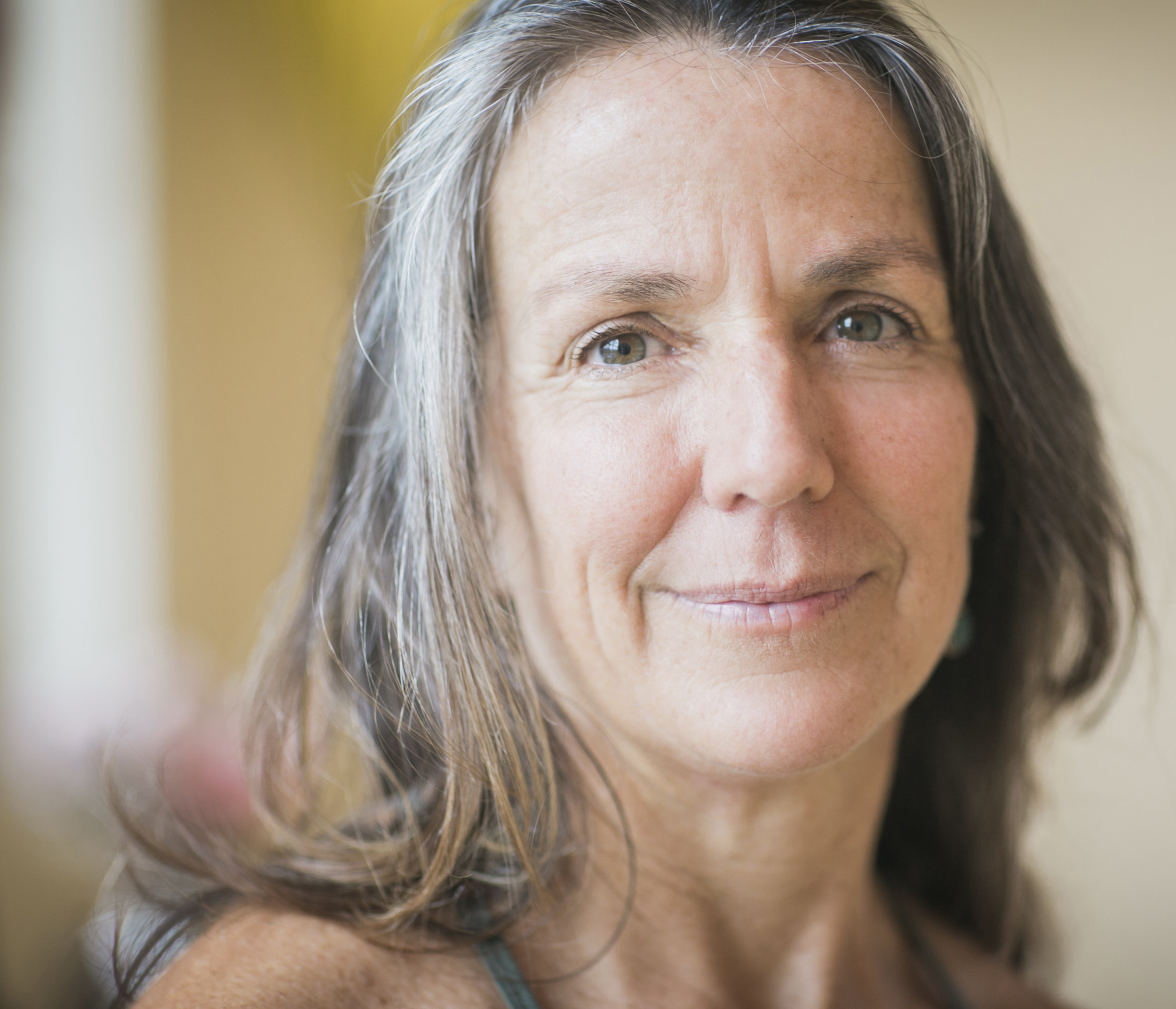 Peggy Profant - Peggy Profant, E-RYT 500, and Certified Anusara Yoga Teacher, Is on a lifelong path of yoga and taking its insightful teachings into all areas of her life. She first discovered the practice in 1980 and began teaching it to others in 1997. Ashtanga, Iyengar and Anusara are the schools in which have influenced her practice. As one who lives courageously from her heart, she passionately teaches her classes with meaningful yogic themes while keeping a keen attention to alignment. In addition to yoga, being in nature and with her family is where she finds her deepest joy and peace. Peggy is the founder and previous owner of Om Shala Yoga in Arcata and has been leading workshops, retreats and trainings since 2003.