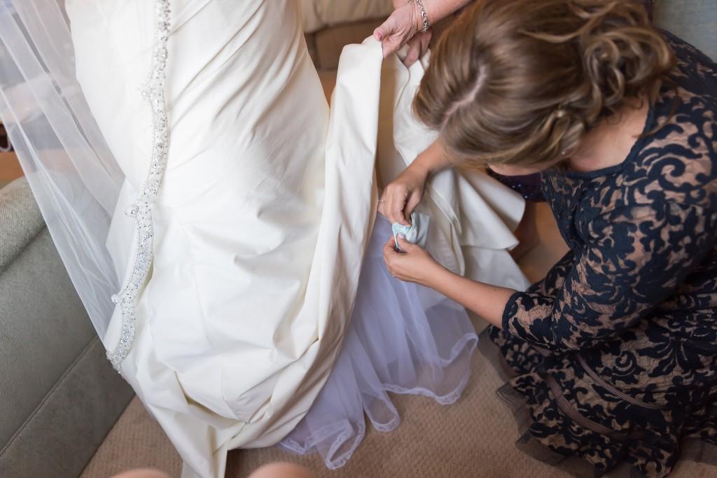 Something Borrowed, Something Blue, Chicago Wedding