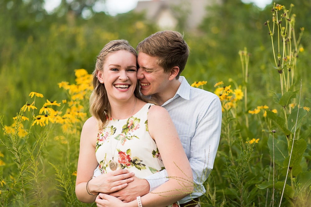 The Grove Glenview Engagement Photographer
