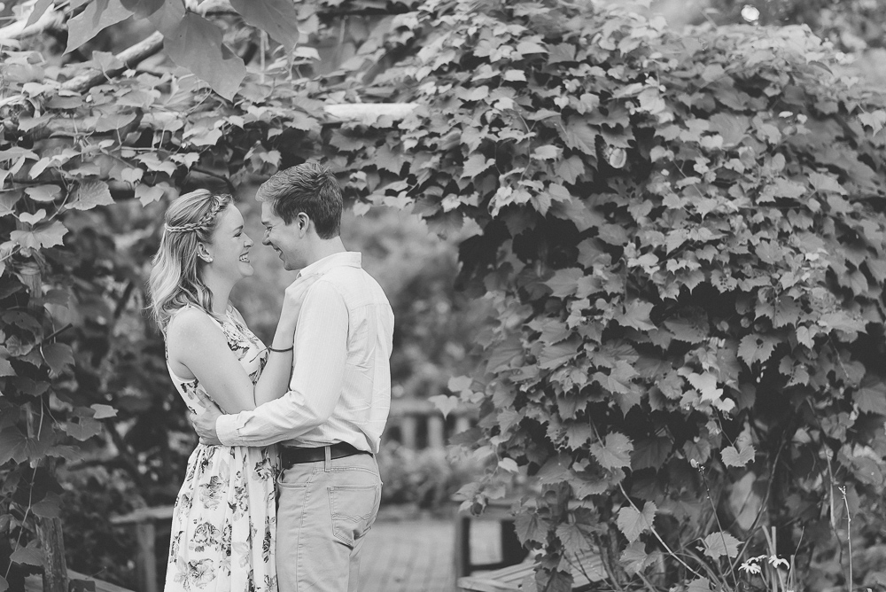 Redfield Estate Engagement Photographer