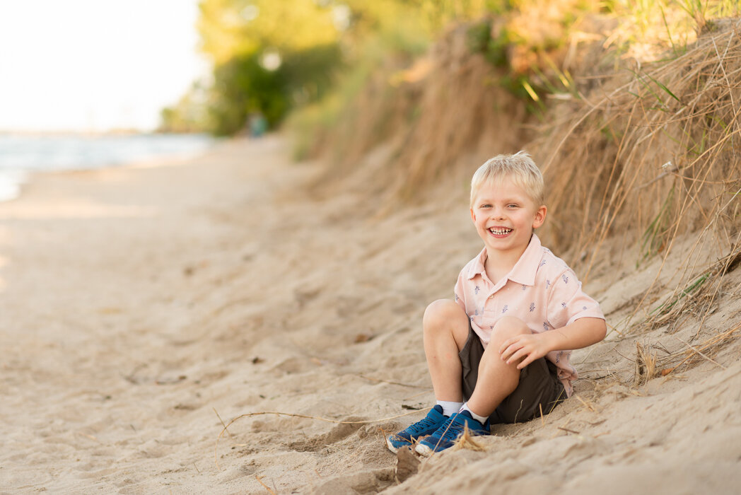 Evanston Family Photographer, Evanston Illinois Family Portrait Photographer, Gilson Beach Family Session, Ashley Hamm Photography (8 of 26).jpg
