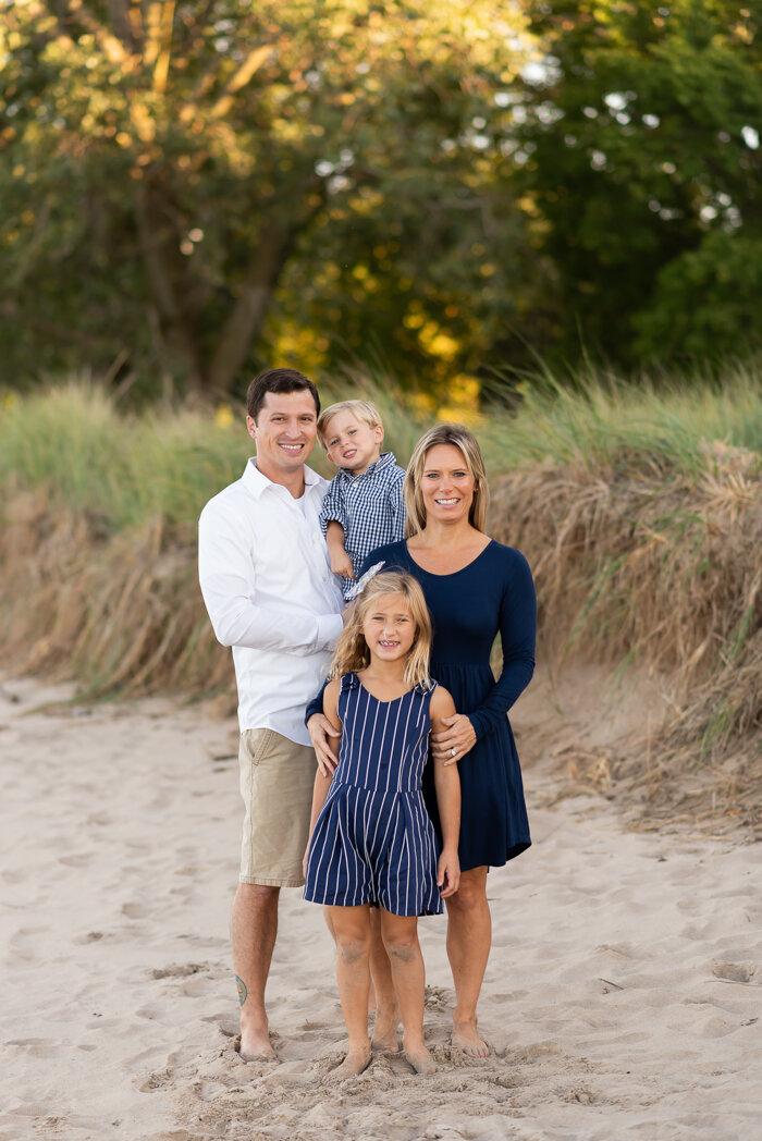 Evanston Family Photographer, Evanston Family Portrait, Gilson Beach Family Session, Evanston Family Session, Chicago Family Photographer (37 of 49).jpg