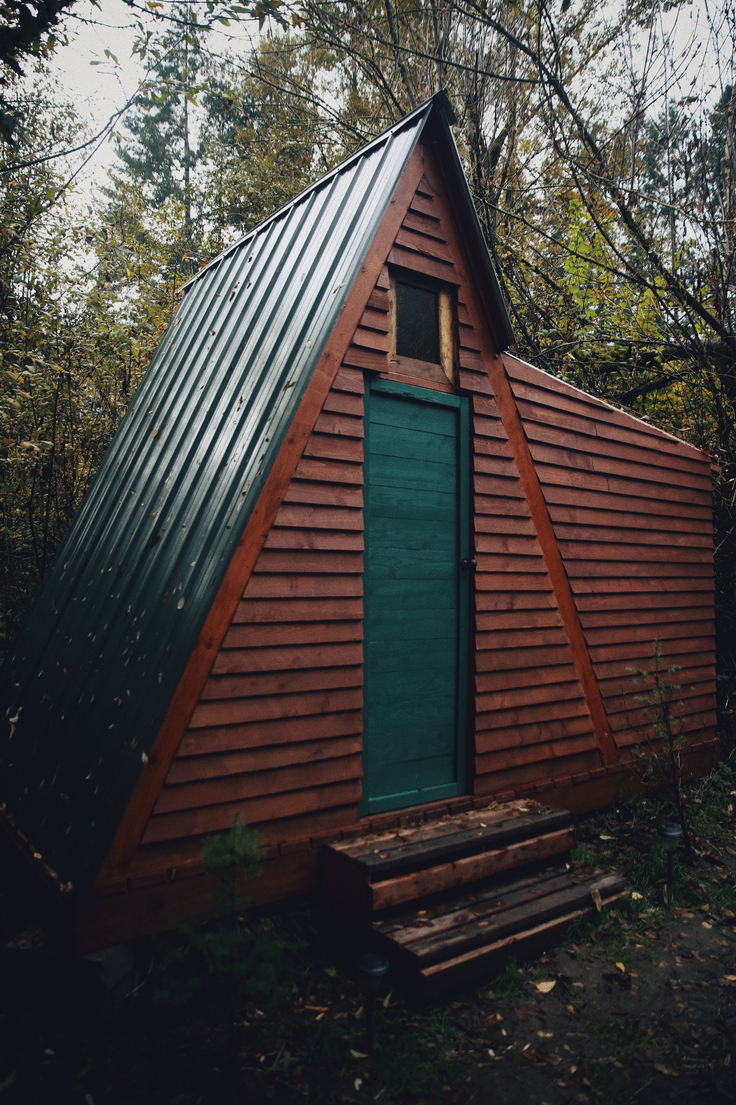 The Green Cabin