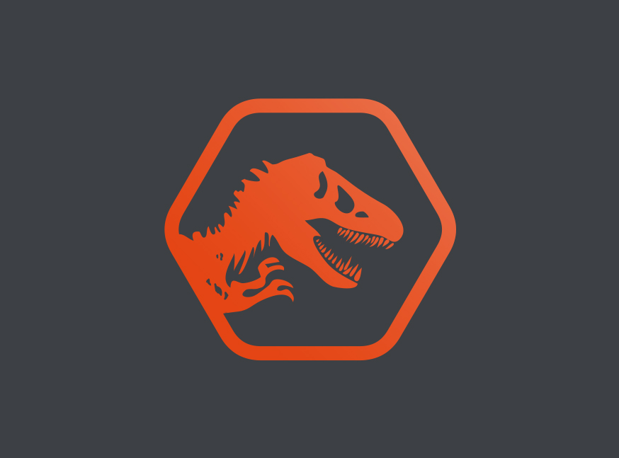 Jurassic World - WEB | ICON DESIGN