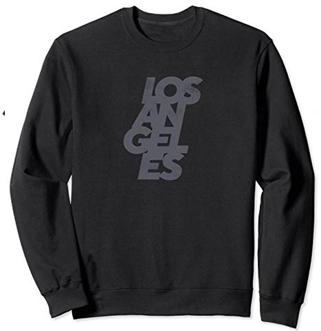 LOS ANGELES : City of Angels Sweatshirt