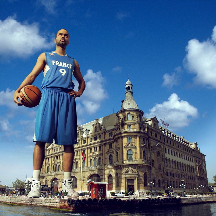 FIBA WORLD BASKETBALL CHAMPIONSHIP  | BRANDING & ADVERTISEMENT CAMPAIGN
