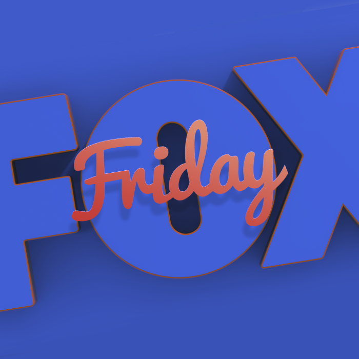 FOX  | CHANNEL IDENT & INTERFACE DESIGN