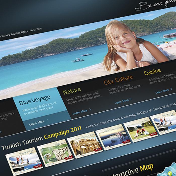 TOURISM TURKEY  | WEBSITE DESIGN