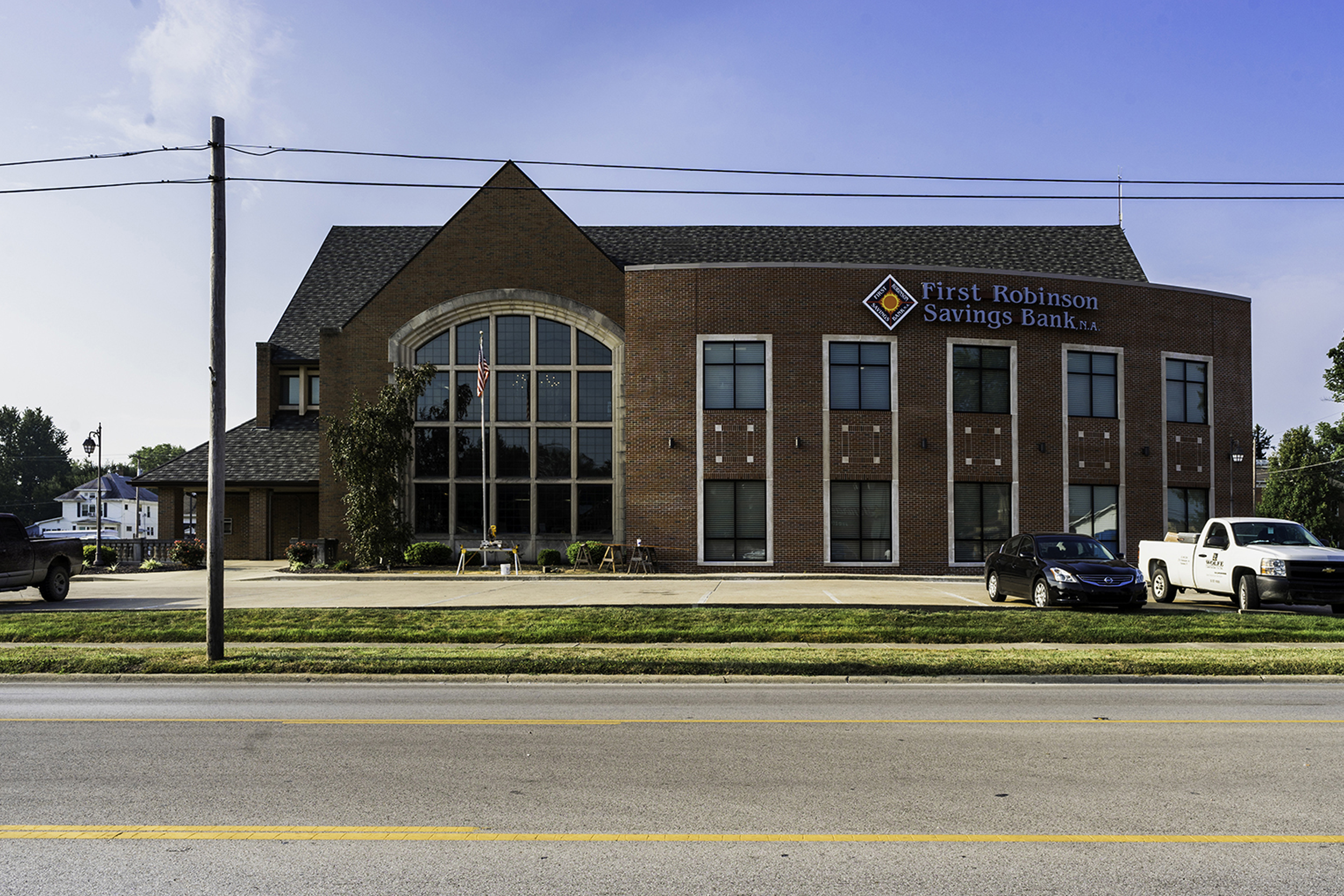 first robinson savings bank -