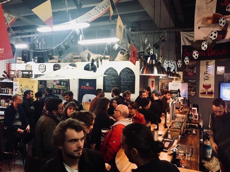 Ah La Pompe à Bière, mardi 2 octobre, 21h, des poussières et quelques grammes