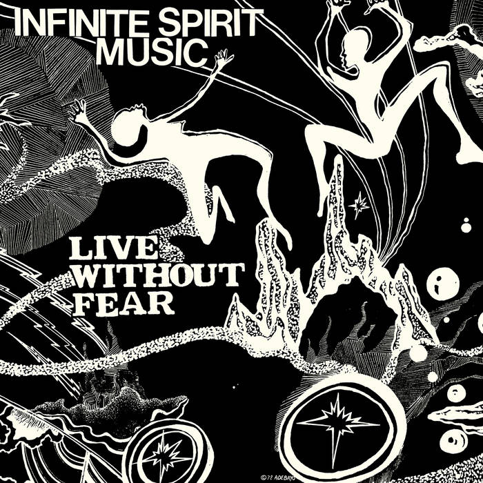 Infinite Spirit Music, Live Without Fear,1979 - ÉTATS-UNISIMPROS AFROFUTURISTESImprovisé en un jour par une bande de musiciens de Chicago fortement habités par l'esprit de Sun Ra, ce LP était devenu culte et donc très, très cher. À l'écoute de ses hypnotiques saillies afrofuturistes, on comprend pourquoi.Label: Jazzzman Records