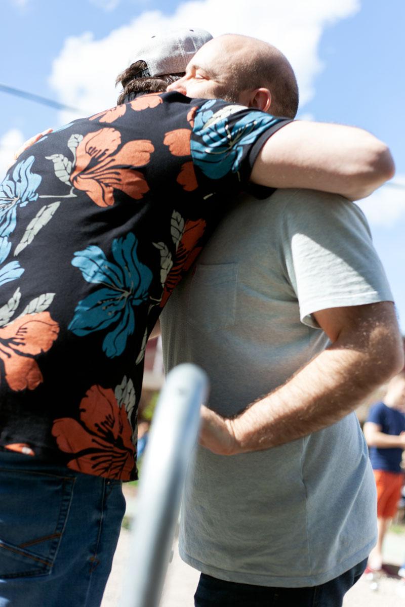 Hug du Grigri