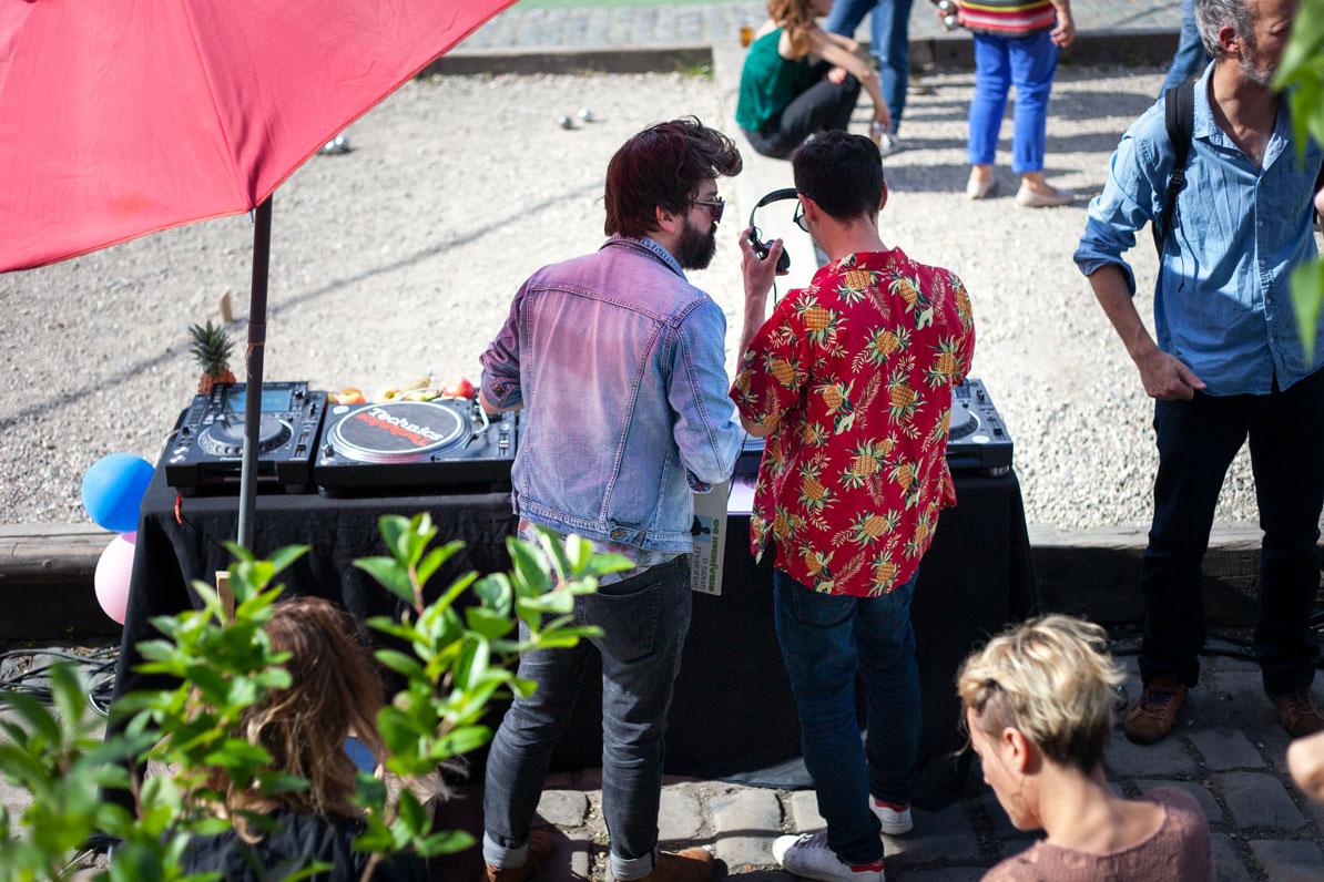 Mathieu et Guillaume